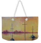 Fantasy Sailboats  Weekender Tote Bag