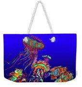 Fantasy Sea Life1 Weekender Tote Bag