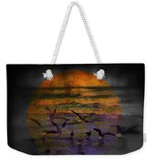 Fantasy Wings Weekender Tote Bag by Susanne Van Hulst
