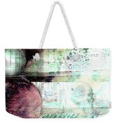 Far Dreaming Weekender Tote Bag by Linda Sannuti