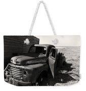 Far From Now Weekender Tote Bag