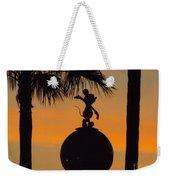 Farewell Mickey Weekender Tote Bag