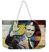 Farewell Obama V2 Weekender Tote Bag