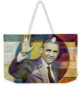 Farewell Obama Weekender Tote Bag