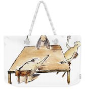 Farewell Party Weekender Tote Bag