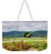 Farm - Barn - Out In The Country  Weekender Tote Bag