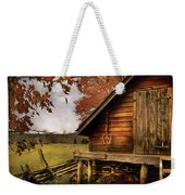 Farm - Barn - Shed Out Back Weekender Tote Bag