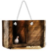 Farm - Duck - Welcome To My Home  Weekender Tote Bag