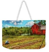 Farm - Farmer - Farm Work  Weekender Tote Bag
