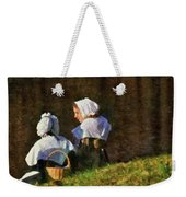 Farm - Farmer - The Young Maidens Weekender Tote Bag
