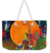 Farm And Logging Machinery Weekender Tote Bag