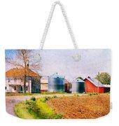 Farm Around The Corner Weekender Tote Bag