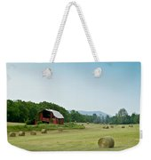 Farm Barn Listing Weekender Tote Bag