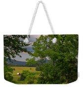 Farm Before The Storm Weekender Tote Bag