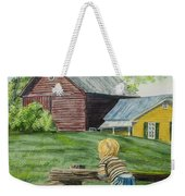 Farm Boy Weekender Tote Bag