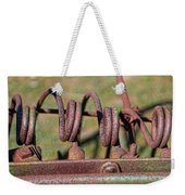 Farm Equipment 7 Weekender Tote Bag