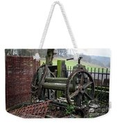 Farm Equipment  Weekender Tote Bag