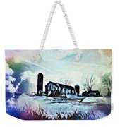 Farm Fantasy Weekender Tote Bag