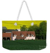 Farm Fields Weekender Tote Bag