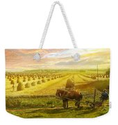 Farm - Finland - Field Of Hope 1899 Weekender Tote Bag