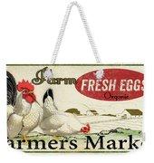 Farm Fresh Eggs-c Weekender Tote Bag