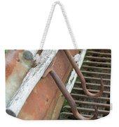 Farm Hooks Weekender Tote Bag