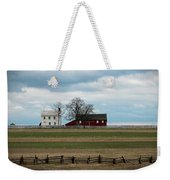 Farm House And Barn Weekender Tote Bag