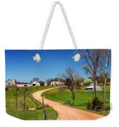 Farm In Gasconade County Mo_dsc4116 Weekender Tote Bag