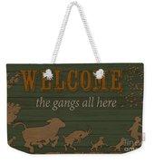 Farm Life-jp3222 Weekender Tote Bag