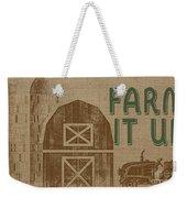 Farm Life-jp3235 Weekender Tote Bag