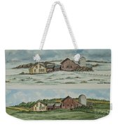 Farm Of Seasons Weekender Tote Bag