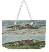 Farm Of Seasons Weekender Tote Bag