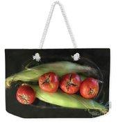 Farm Produce Weekender Tote Bag