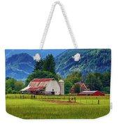 Farm, Randall, Wa Weekender Tote Bag