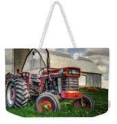 Farm Scene - Painting Weekender Tote Bag