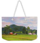 Farm, Washington County Weekender Tote Bag