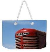 Farmall Tractor Weekender Tote Bag