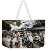 Farmer's Market 3 Weekender Tote Bag