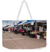 Farmers Market Before The Crowd Weekender Tote Bag