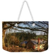 Farmhouse In The Valley Weekender Tote Bag