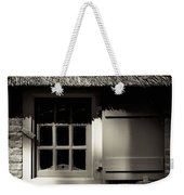 Farmhouse Window Weekender Tote Bag