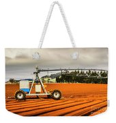 Farming Field Equipment Weekender Tote Bag