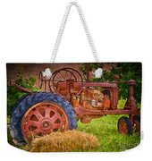 Farming In Hanksville Utah Weekender Tote Bag