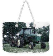 Farming John Deere 4430 Pa 01 Weekender Tote Bag