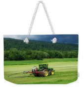Farming New York State Before The July Storm 02 Weekender Tote Bag