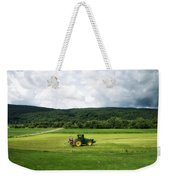 Farming New York State Before The July Storm 03 Weekender Tote Bag