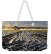 Farming Strawberries Weekender Tote Bag