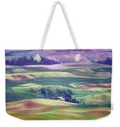 Farmland Colors - No. 1 Weekender Tote Bag