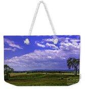 Farmland In Gettysburg Version II Weekender Tote Bag