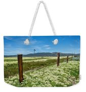 Farmland Scenery Weekender Tote Bag